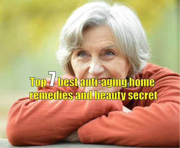 anti-aging home remedies