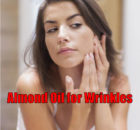 Almond Oil for Wrinkles